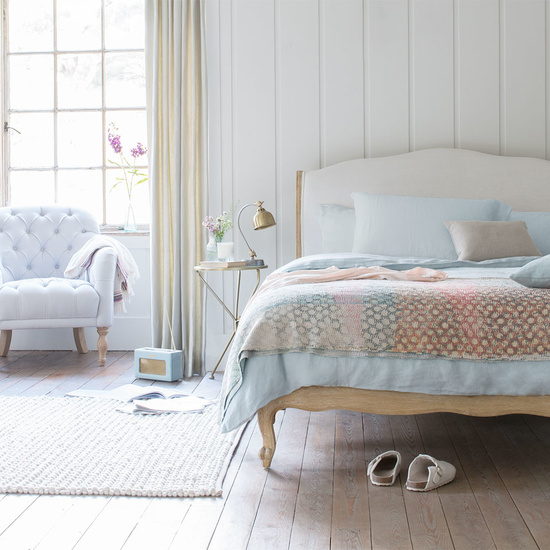 Coco french style bed