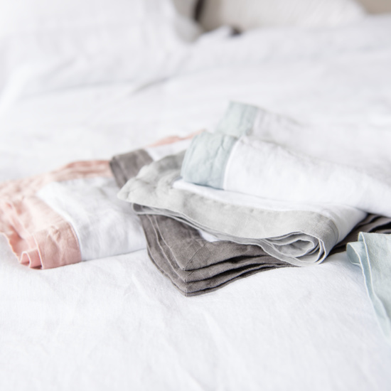lazy daze luxury bed linen range