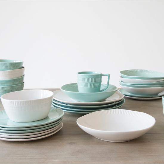 Crimple ceramic range