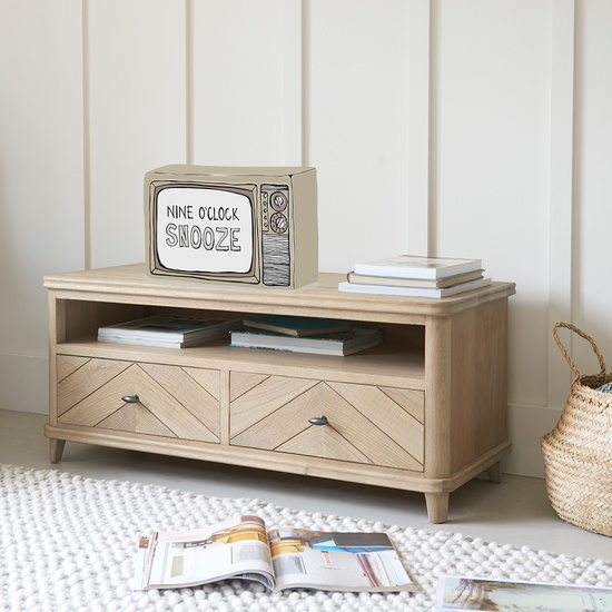 Telly Flapper TV Stand