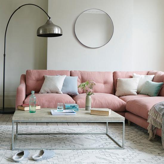 Slim Jim corner sofa