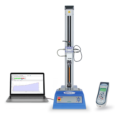 Force testing solutions - from handheld instruments to automated systems