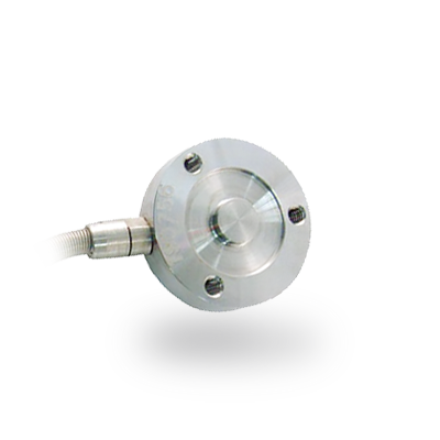 Load button loadcell - smart miniature sensor for compression measurement only