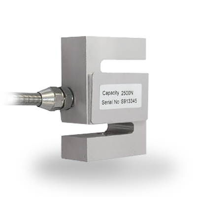 S-beam loadcell/sensor for measuring tension and compression