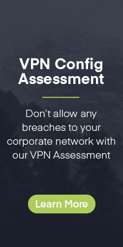VPN Config Assessment