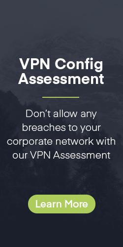 VPN Config Assessment