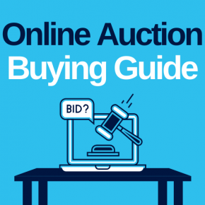"""Online Auction Buying Guide"""""""
