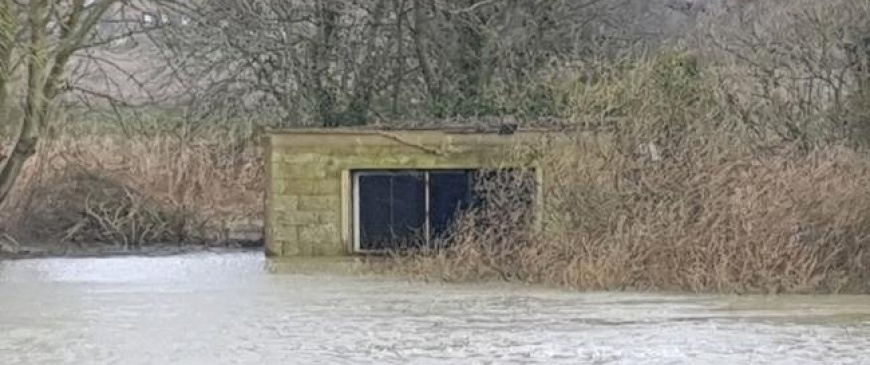 Thames boathouse at Cholsey goes up for auction