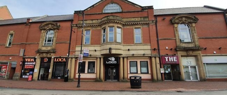 Bolton's largest nightclub offered for guide price of £7,500