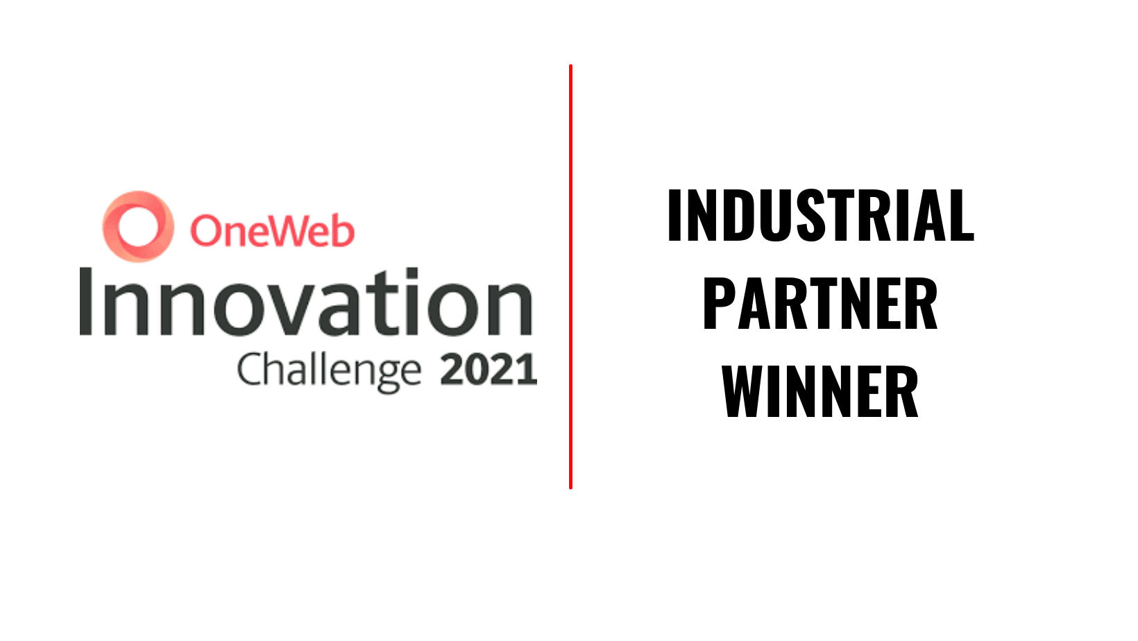 To Infinity and Beyond: OneWeb Innovation Challenge Winner 2021