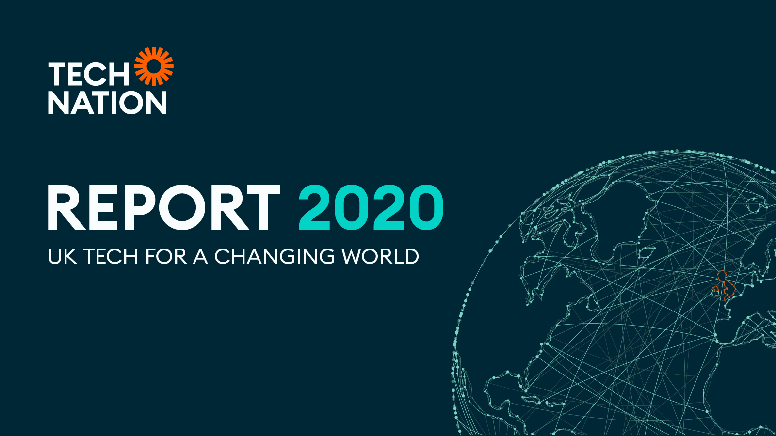 R3 IoT Spotlighted in Tech Nation 2020 Report