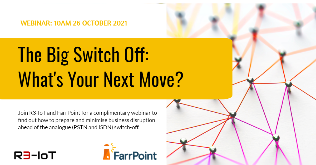 The Switch Off: what's your next move?
