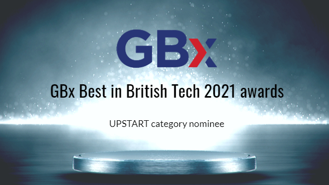 R3-IoT nominated for Best in British Tech 2021