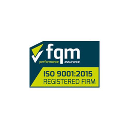 ISO 9001:2015 Accreditation