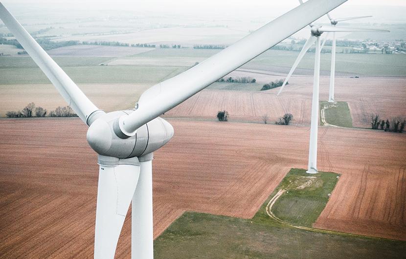 Scotgrip International Sectors Renewables