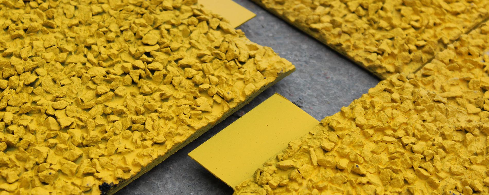 Anti-Slip Weld Deck Tile