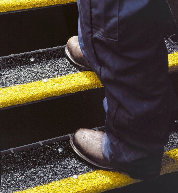 Safegrip® SSN Anti-slip Stair Nosing