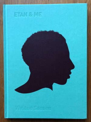 the photographic book cover of etan & me by viviane sassen