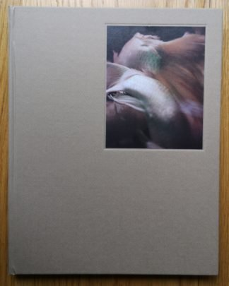 The photography book cover of China Dream by Teresa Eng. In hardcover beige, with a photograph of fish in the top right corner.