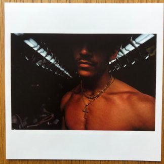 The Magnum Square Print of Subway New York City USA 1980 by Bruce Davidson. Signed by verso.