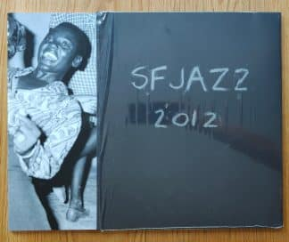 The photography book cover of SF JAZZ 2012