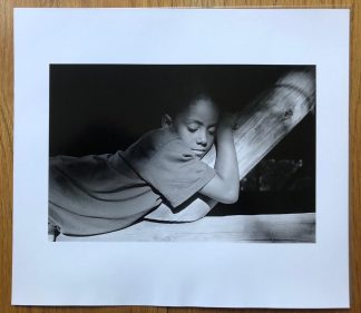 The photography print of Summer Camp - Special Edition by Mark Steinmetz.