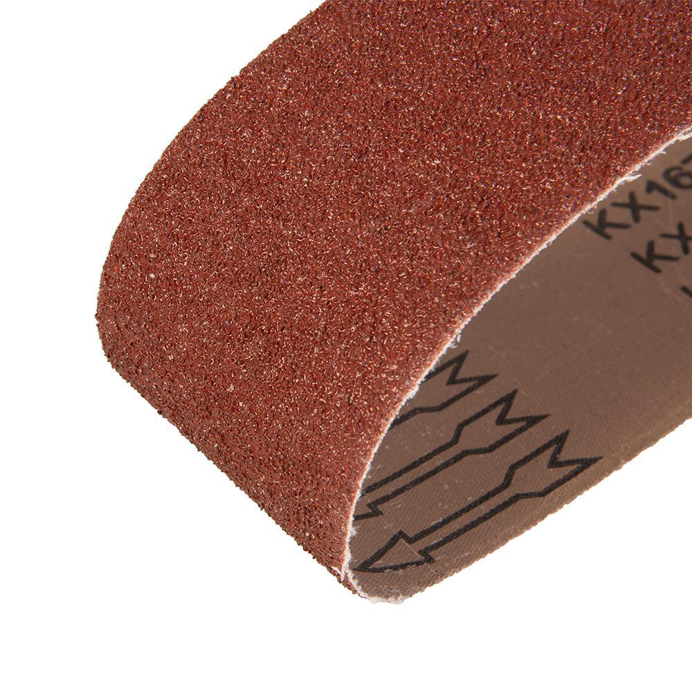 thumbnail 4 - Triton TAS40G Aluminium Oxide Sanding Belt 5pk 40G For Sanders