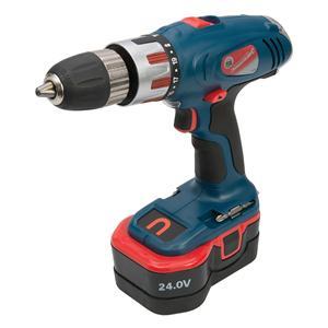 Silverstorm Combi Hammer Drill 24V