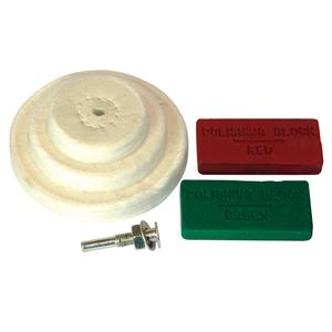 Polishing Kit 6pce