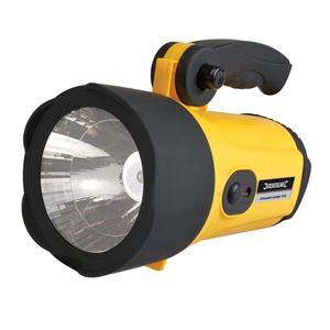 LED Rechargeable Li-Ion Spotlight