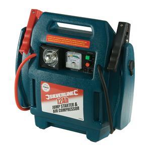 Jump Starter & Air Compressor