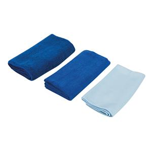Microfibre Cloth Cleaning Set 3pce