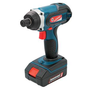 Silverstorm 18V Impact Driver