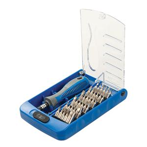Precision Screwdriver Bit Set 37pce