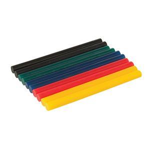 Coloured Mini Glue Sticks 10pk