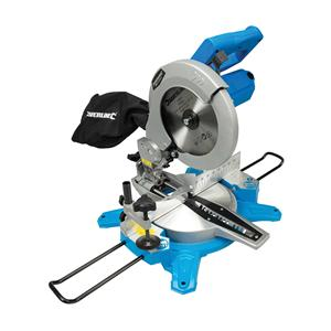 DIY 1450W Sliding Mitre Saw 210mm
