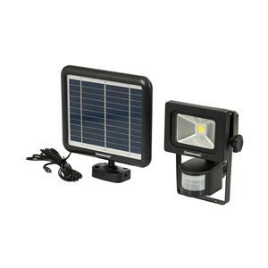 COB LED Solar-Powered PIR Floodlight