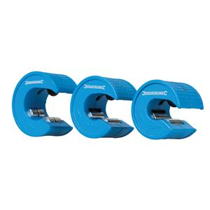 Quick Cut Pipe Cutter Set 3pce