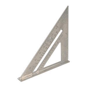 Aluminium dakbedekkers meetdriehoek