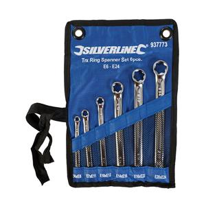 Trx Ring Spanner Set 6pce
