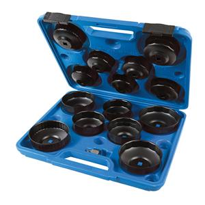 Oil Filter Wrench Set 15pce