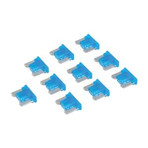 ATT Low Profile Mini Automotive Blade Fuses 10pk