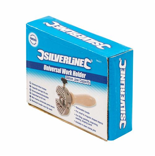 21mm Jaw Capacity Universal Work Holder