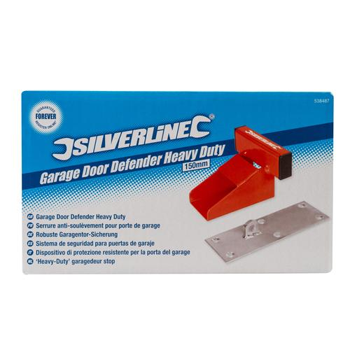 Silverline porte de Garage Defender Heavy Duty 150 mm 538487