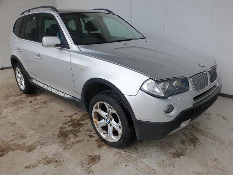 2008 BMW X3 XDRIVE20D SE EDITION EXCLUSIVE 1995cc Diesel AUTO 4WD OFF ROAD