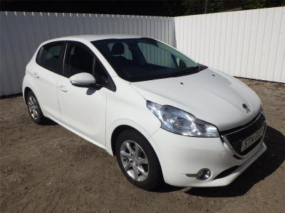 2014 PEUGEOT 208 ACTIVE HDI
