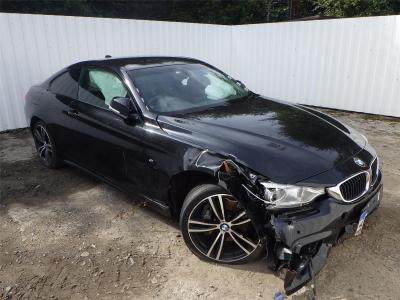2013 BMW 4 SERIES 435D XDRIVE M SPORT