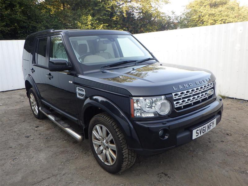 2011 LAND ROVER DISCOVERY 4 SDV6 HSE 2993cc TURBO DIESEL AUTOMATIC 8 Speed 5 DOOR ESTATE