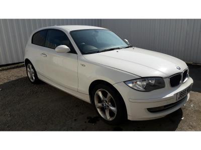 Image of 2009 BMW 1 SERIES 116D SPORT 1995cc TURBO DIESEL MANUAL 3 DOOR HATCHBACK