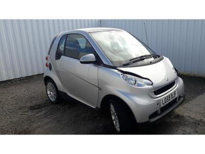Image of 2009 SMART FORTWO COUPE PASSION MHD 999cc PETROL AUTOMATIC 2 DOOR COUPE